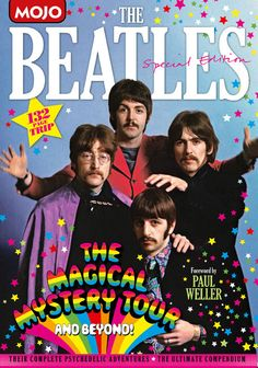 The Beatles: Magical Mystery Tour And Beyond! - News - Mojo