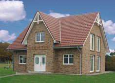 Friesenhaus mit 129,89 qm Wohnfläche