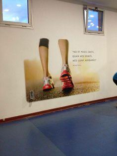 Picktum en el gimnasio Junior Sport & Spa en Sant Cugat