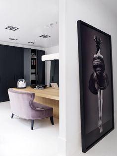 Studio appartement in Amsterdam - Design & Wonen Bathroom Interior Design, Modern Interior Design, Interior Architecture, Interior And Exterior, Interior Decorating, Bathroom Designs, Estilo Interior, Stylish Office, Office Interiors