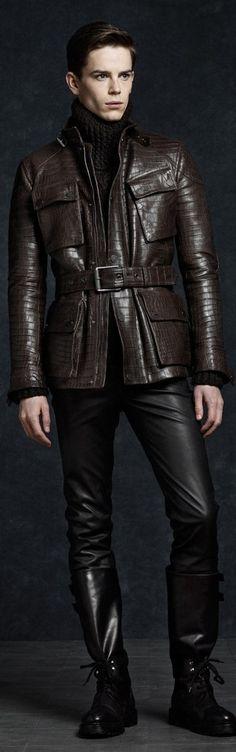 Belstaff Menswear Fall - Winter