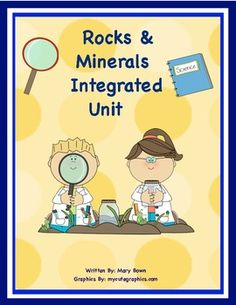 I would use this pin to go more in depth with rocks and minerals. This would be after we spent a good amount of time going over rocks and minerals. MD