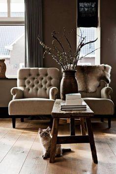 Sophistiqué ou montagne ... Chacun voit son style !! www.justBstore.fr