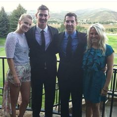 New/Old picture of Heather, Taylor and family