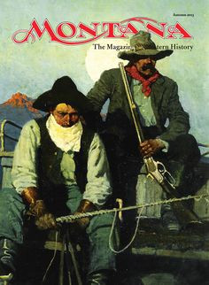 The Autumn 2013 issue has articles on a Bozeman bank robbery, the Bones Brothers dude ranch, the construction of Montana's interstate system, early telephones, and Charlie Russell's artwork. Montana The Magazine of Western History