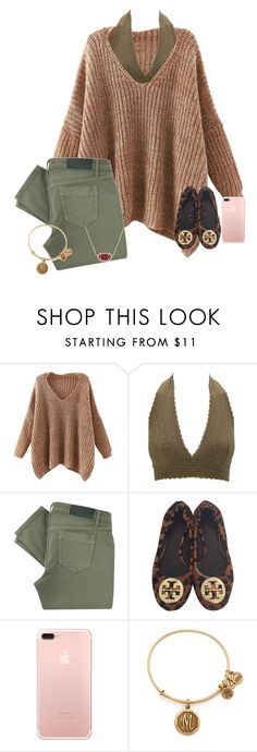 """""""Going to the Mall of America, so i'll do a haul when i'm done with that"""" by abby14310 ❤ liked on Polyvore featuring Chicnova Fashion, Charlotte Russe, Victoria Beckham, Tory Burch, Alex and Ani and Kendra Scott"""
