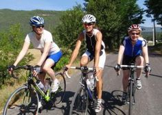 Cycling the French Riviera