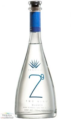 Tequila 29 Two Nine Blanco  100% Agave