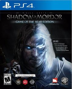 Middle-Earth: Shadow of Mordor Game of the Year Edition (PS4 or Xbox One) $14.99 ($11.99 w/ GCU)  Free Store Pi... #LavaHot http://www.lavahotdeals.com/us/cheap/middle-earth-shadow-mordor-game-year-edition-ps4/70527