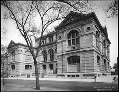 Daytonian in Manhattan: The Henry C. Frick Mansion -- No. 1 East 70th Street