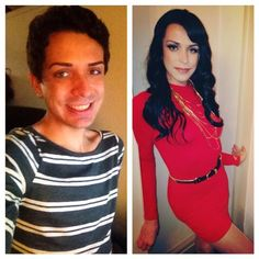Post with 2936 views. Five Months on Hormones: Sep. Last Night :) Transgender Before And After, Mtf Before And After, Male To Female Transition, Mtf Transition, Male To Female Transgender, Transgender Mtf, Male To Female Transformation, Trans Gender, Androgyny