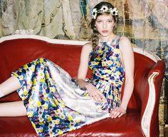 #vestido #mujer #asos #flores #tiendaropa