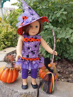 Bibbidy Bobbidy  18 inch doll outfit or American by GPDollDesign
