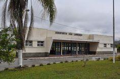 Aeroporto de São Lourenço MG