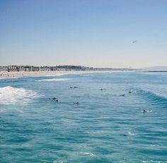 Beach. Sun. Surf.