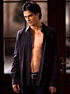 I would like my own personal Damon, please!