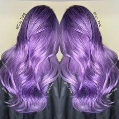 Soft Lavender Blonde