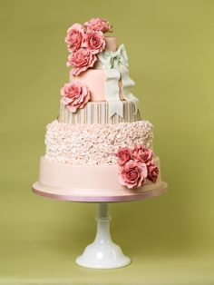 Willow & Bloom Cakes - Wedding Cakes in East Sussex
