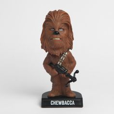 Official Star Wars- Chewbacca Bobblehead