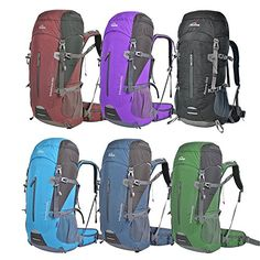 I just saw this and had to have it Oxking 50 Liter Outdoor Sports Hiking Climbing Camping Backpack Waterproof Professional Mountaineering Bag Large Travel Trekking Rucksack Daypacks you can {read more about it here http://bridgerguide.com/oxking-50-liter-outdoor-sports-hiking-climbing-camping-backpack-waterproof-professional-mountaineering-bag-large-travel-trekking-rucksack-daypacks/