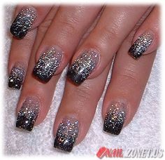Image detail for -terms christmas nails 110 glitter acrylic nails 100 cute acrylic nail ...