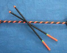 A Homesteading Neophyte: Homemade gift for the teen boy ~Devil Sticks~