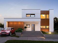 Проекты двухэтажных домов: готовые и типовые, фото, каталог