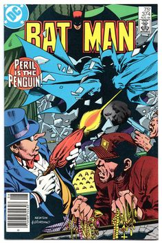 Batman 374 (VF)