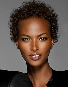 "Yasmin Abshir Warsame is a Somali-Canadian model and activist. In 2004, she was named ""The Most Alluring Canadian"" in a poll by Fashion magazine"