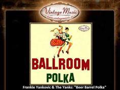 03 Frankie Yankovic & The Yanks Beer Barrel Polka VintageMusic es Polka Music, Piano Accordion, Rose Marie, Vintage Music, Rock And Roll, Singing, Beer, Songs, Youtube