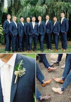 New wedding suits men blue groomsmen navy Ideas Wedding Groom, Wedding Men, Dream Wedding, Wedding Blue, Trendy Wedding, Mens Wedding Suits Navy, Guys Wedding Attire, Garden Wedding, Wedding Parties