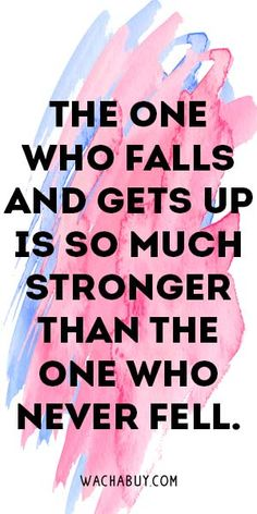 #quote #inspiration / Quotes About Perseverance and Never Giving Up
