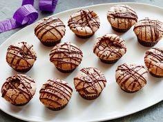 Mini Chocolate-Meringue Cupcakes recipe from Giada De Laurentiis via Food Network