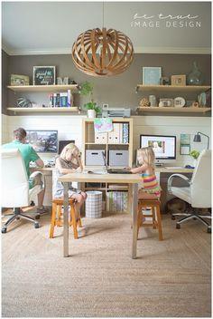 Lovely Dream Home Offices