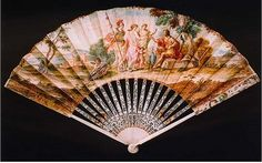 Fan: 18th Century French -The Judgement of Paris