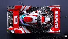 The Timeless Racer by Daniel Simon