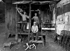 Life in the Appalachian mountains of Kentucky has changed a lot in the past 100 years.