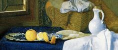 Vermeer, The girl with the wineglass  (detail) 1659-60