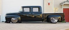1956 Ford F250 Quad Cab Dually