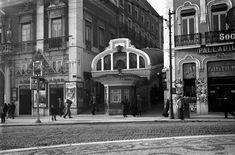 Ascensor da Glória, Lisboa, 1931