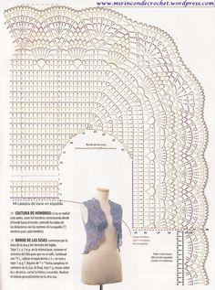 layout.arm crochet