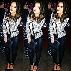 Love Becky G's outfit <3