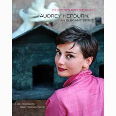 audrey <3    this is such a lovely book
