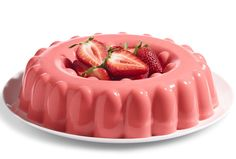 How to make strawberry jelly with cheese philadelphia step. Gelatin Recipes, Jello Recipes, Mexican Food Recipes, Baking Recipes, Dessert Drinks, Köstliche Desserts, Delicious Desserts, Dessert Recipes, Yummy Food