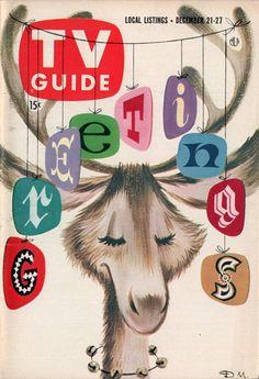 TV Guide; December 21-27, 1957