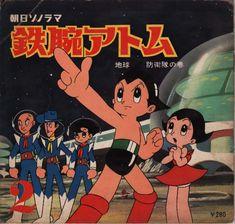 Wrapping the Anime: TETSUWAN ATOM 鉄腕アトム (Atom dal braccio di ferro), Mushi,fantascienza, 193 episodi, 1/1/1963-31/12/1966 – Astro Boy