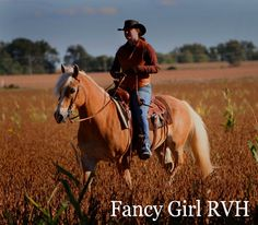 Fancy Girl and Alyssa riding into the sunset-Shady Grove Haflingers- Quality Haflingers for Sale- Haflinger Information