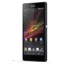 El Sony Xperia Z fué presentado oficialmente en el CES 2013.