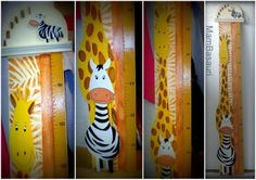 medidor safari para niños