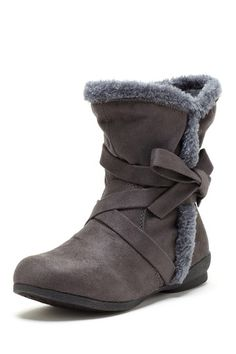 Warm and Fuzzy Boots
